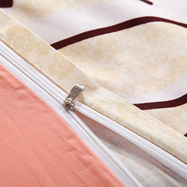 Elegant-style-cream-color-bedding-set---3