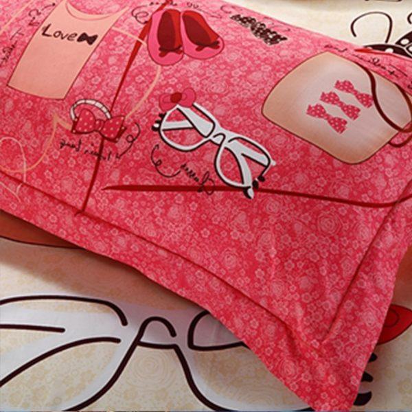 Elegant-style-cream-color-bedding-set--5