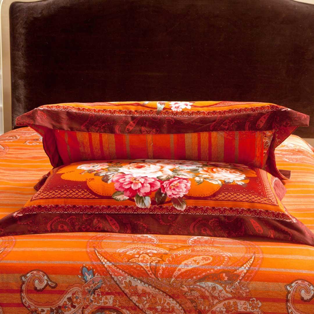Brushed Luxury Floral Bed Set | EBeddingSets