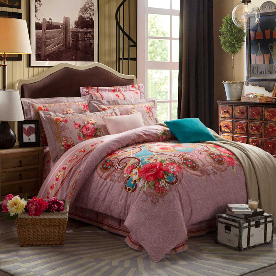 pastora set size bedding nanshing dp amazon bed kitchen comforter america com piece queen home