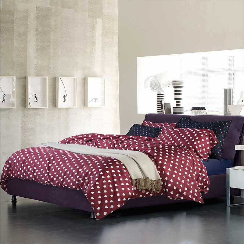 Cool Design Egyptian Cotton Bed Set