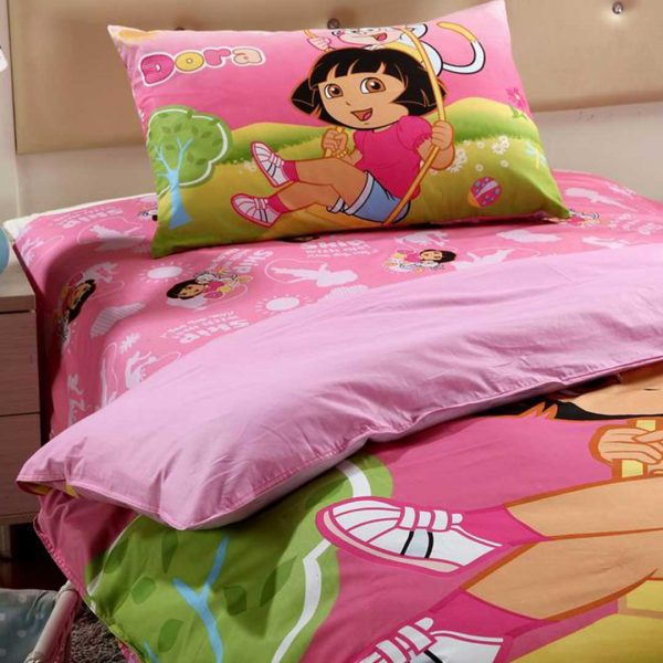 Dora Bedding Set Twin Size