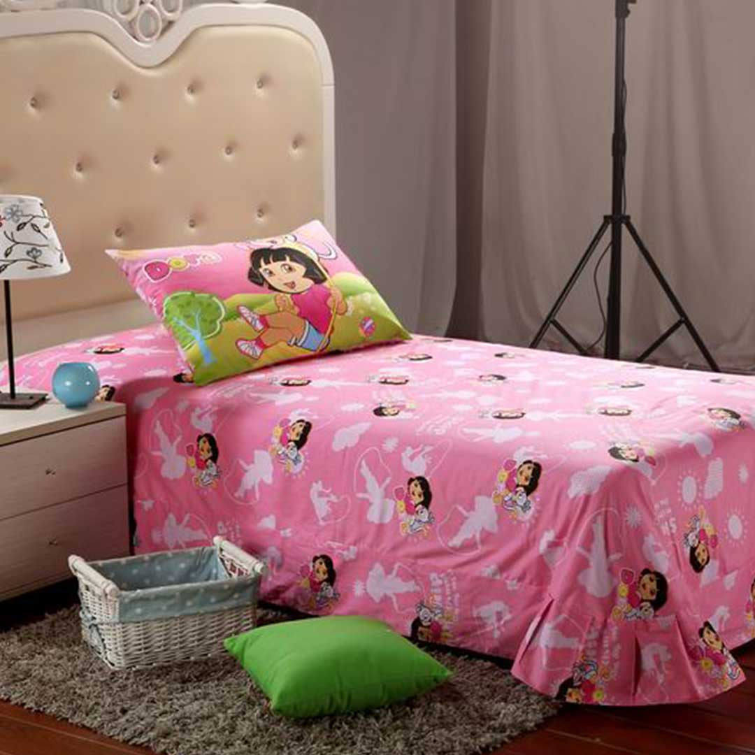 Dora Bedding Set Twin Size