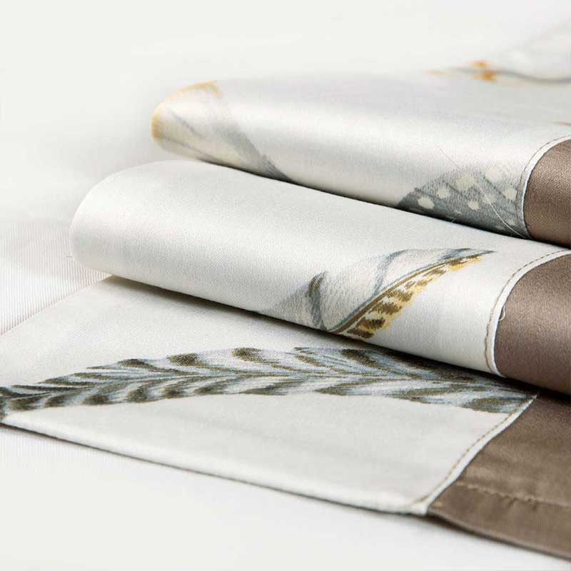 Buyer Protection: Feather Design Duvet Cover Sets
