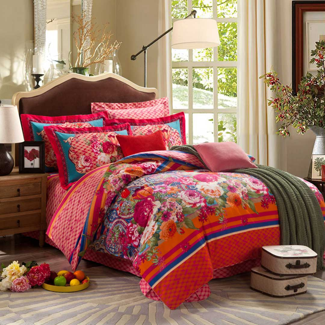 Floral Design 3 Romantic Bedding Sets Ebeddingsets