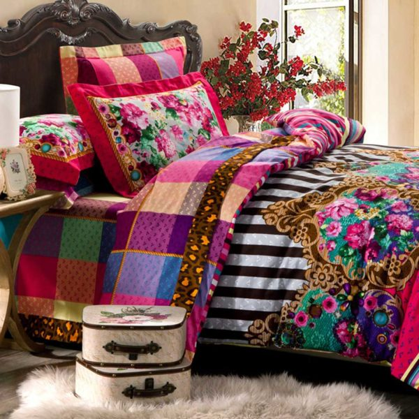 Floral New Design Duvet Cover Set