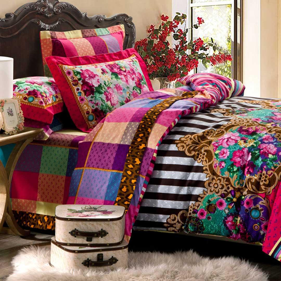 Floral New Design Duvet Cover Set