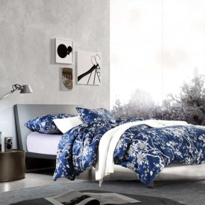 Flower Design Hot Egyptian Bedding Sets
