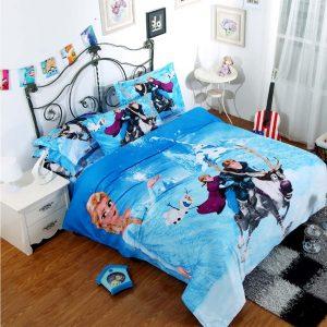 Frozen Bed Set Queen & King Size