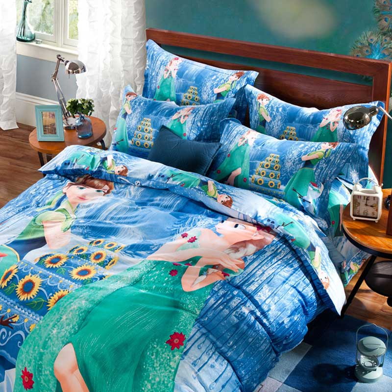 frozen bedroom set frozen bed set amp king size ebeddingsets 11569