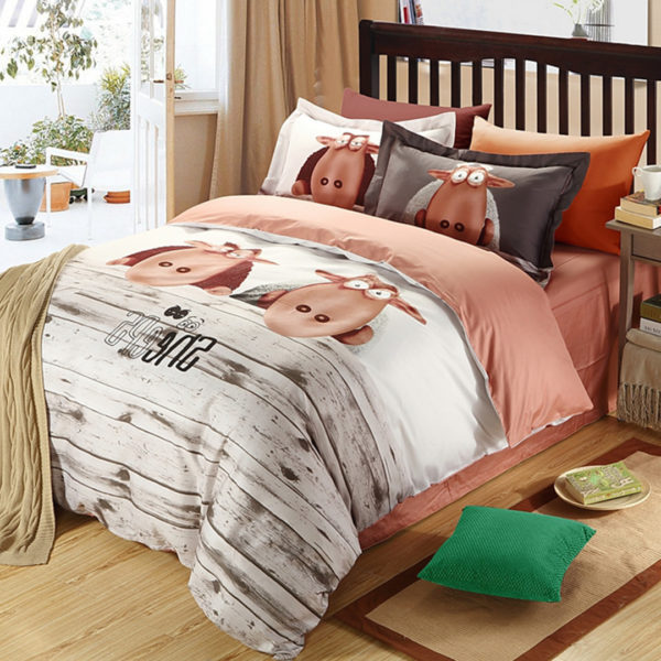 Kids Cartoon Comforter Sets