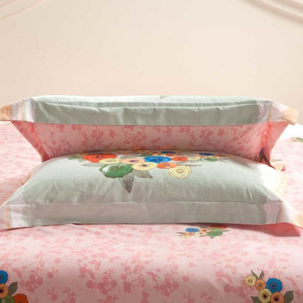 Light Pink Design Birthday Duvet Cover Sets