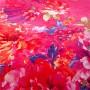 Pink Classic Floral Bedding Set