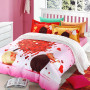 Pink Sheep Bed Set