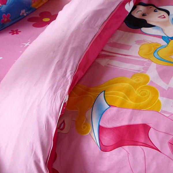 Princess Girls Bedding Twin Size Set