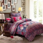 Romantic Classic Floral Duvet Cover Set
