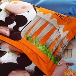Sheep Design Comforter Set