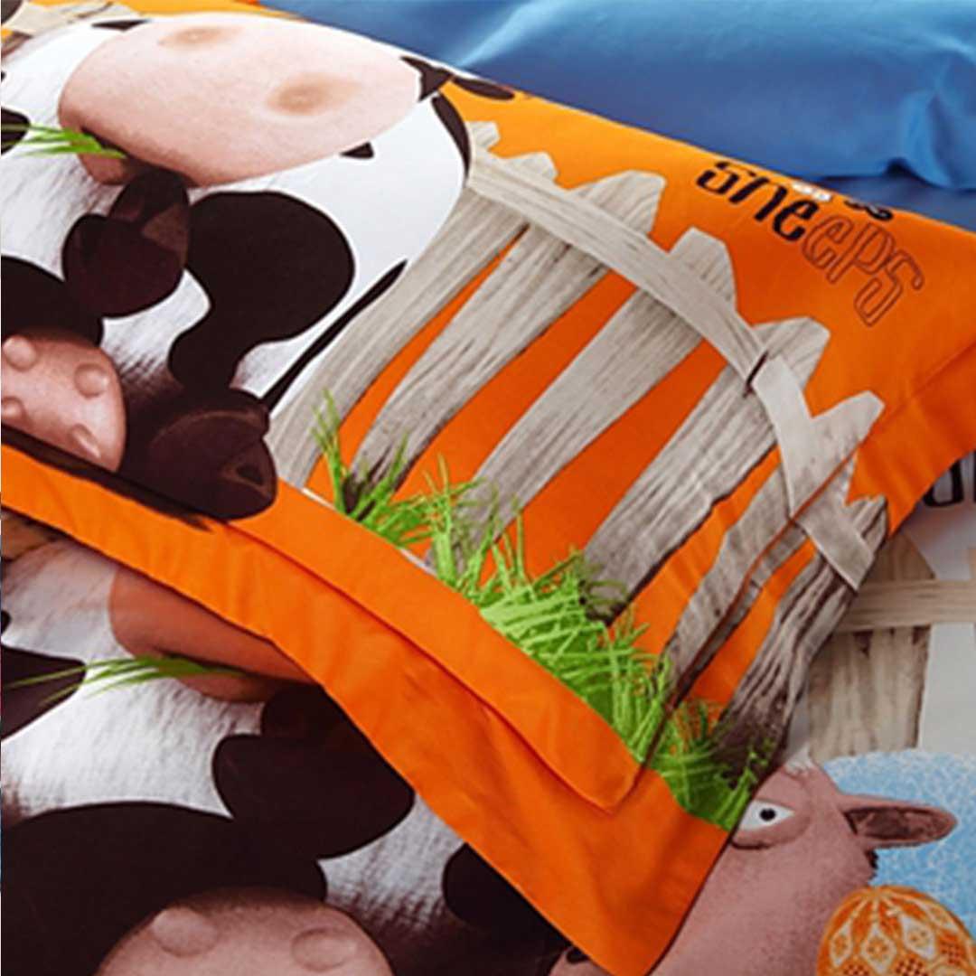 Buyer Protection: Sheep Design Comforter Set