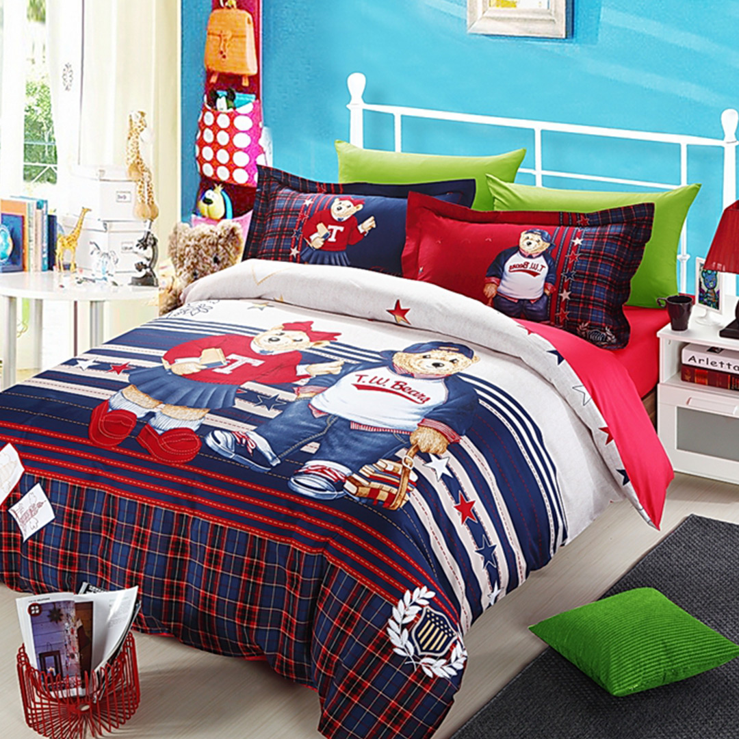Teenieweenie Bears Bedding Set