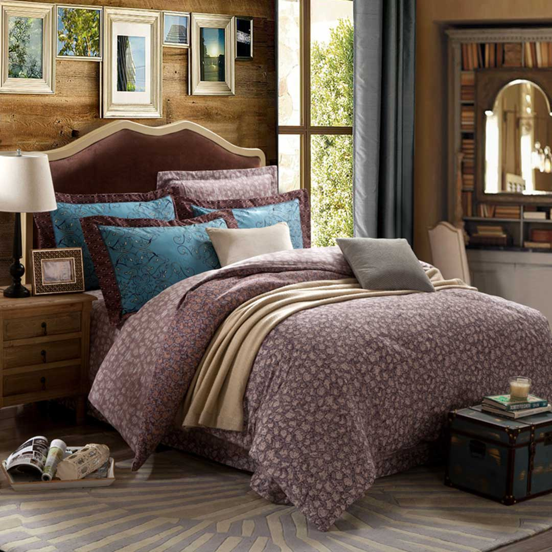 Two Tone Vector Base Bedding Sets