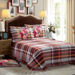 Vector Base Luxury Bed Set