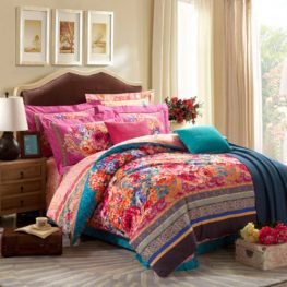 Vector Base Luxury Comforter Set