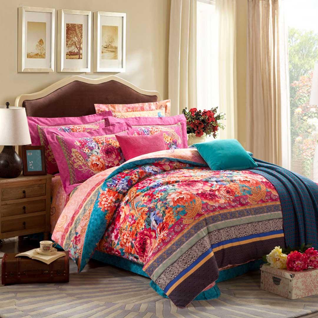 Vector Base Luxury Comforter Set