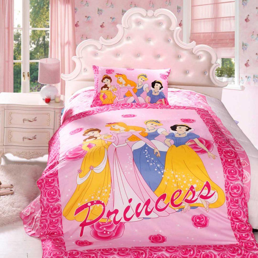 Disney Princess Bedding Set Twin Size