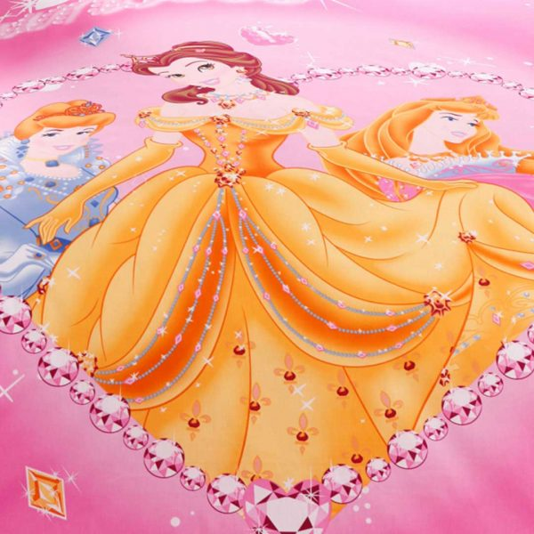 Disney Princess Duvet Set