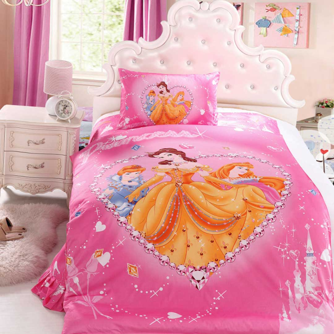 Disney Princess Duvet Set Ebeddingsets