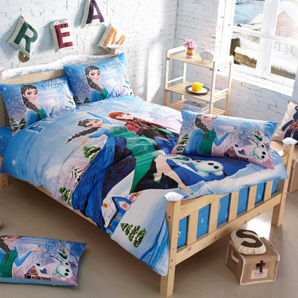 frozen twin bedding set 2 600x600 - frozen bedding set twin size