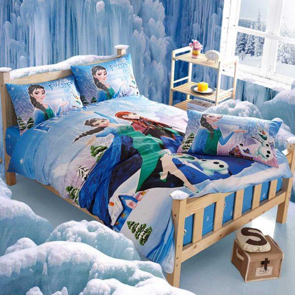 frozen twin bedding set 3 600x600 - frozen bedding set twin size