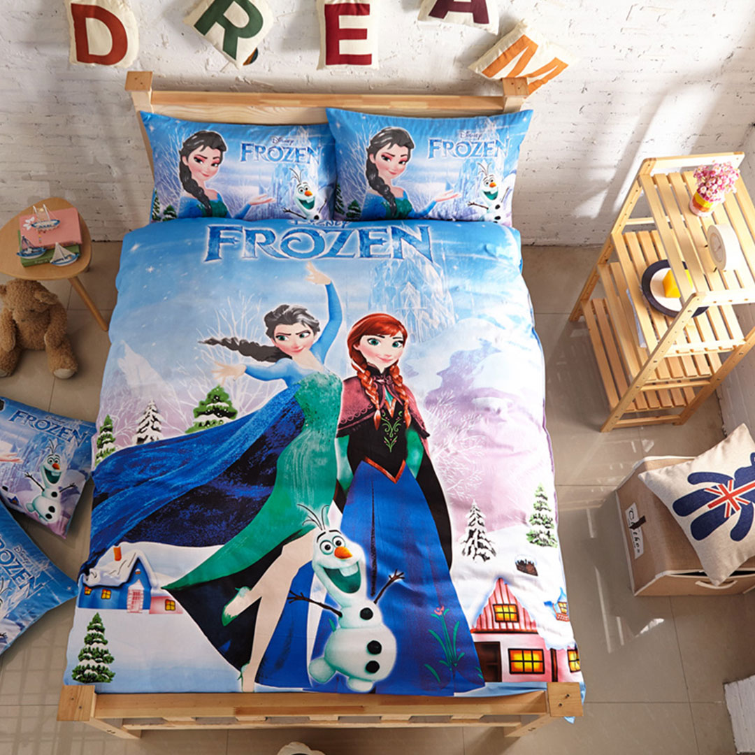 frozen twin bedding set
