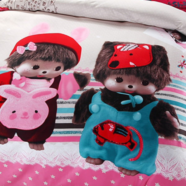 Monchichi Kids Bedding Sets