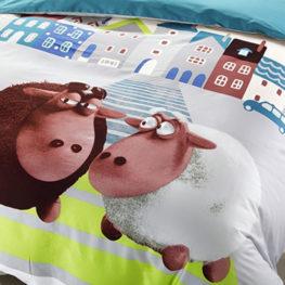 Sheep CartoonDuvet Cover Sets