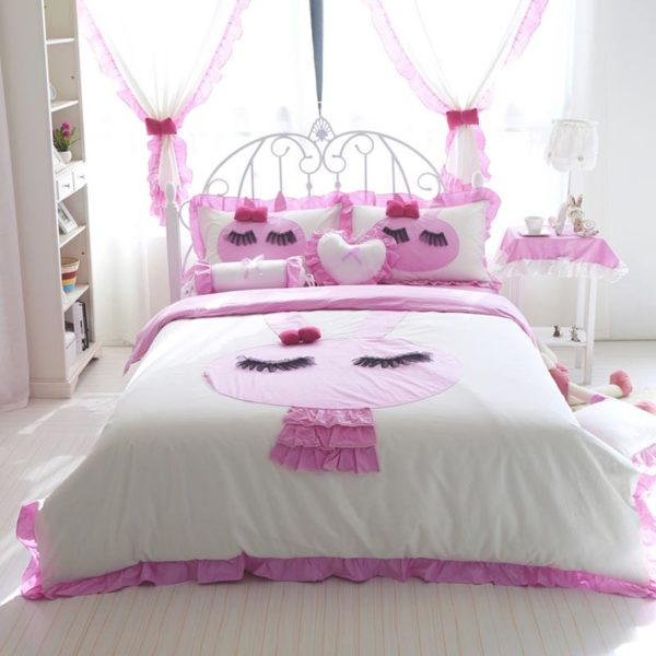 22 600x600 - shabby chic bedding set Queen & twin size | Style 1