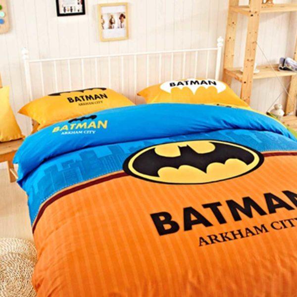 Batman Bedding 1 600x600 - Batman Bedding Set