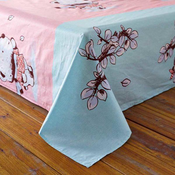 Bear Bedding Set 4 600x600 - Cute Bear  Bedding Set Queen Size