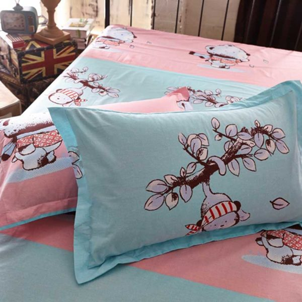 Cute Bear  Bedding Set Queen Size