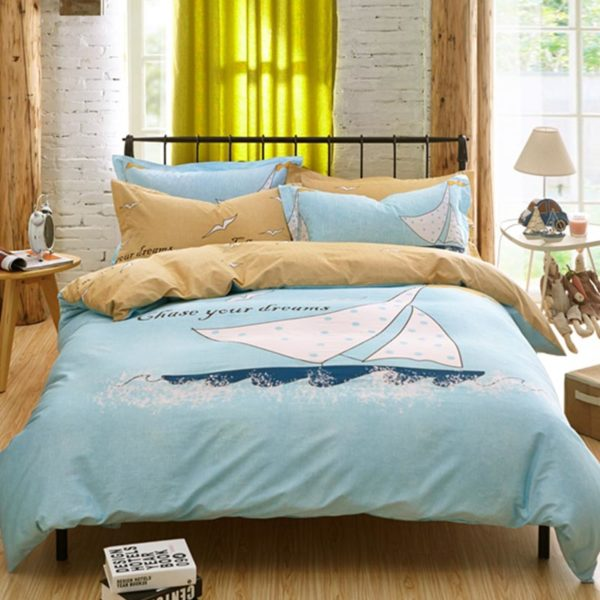 Dreams Bedding Set 1 600x600 - Chase Your Dreams Bedding Set