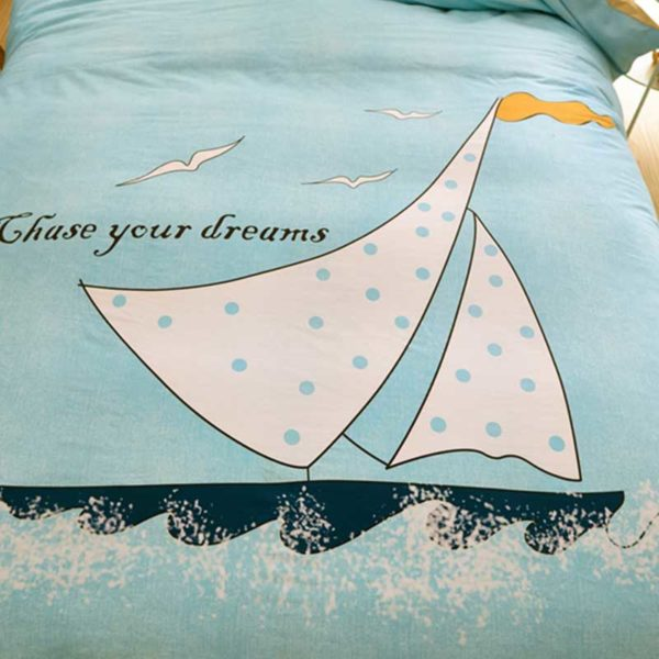 Dreams Bedding Set 4 600x600 - Chase Your Dreams Bedding Set