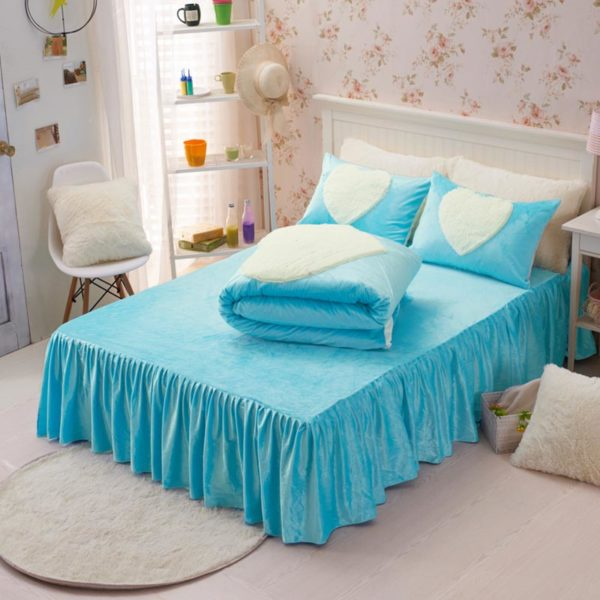 Girls Bedroom Set 5 600x600 - Teen Girls Bedroom Set