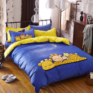 Good Night Bedding Set Queen Size