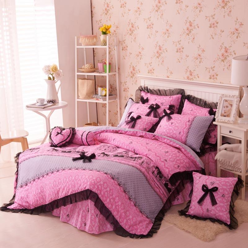 Teen girls bedroom set ebeddingsets - Paris themed bedroom for teenagers ...