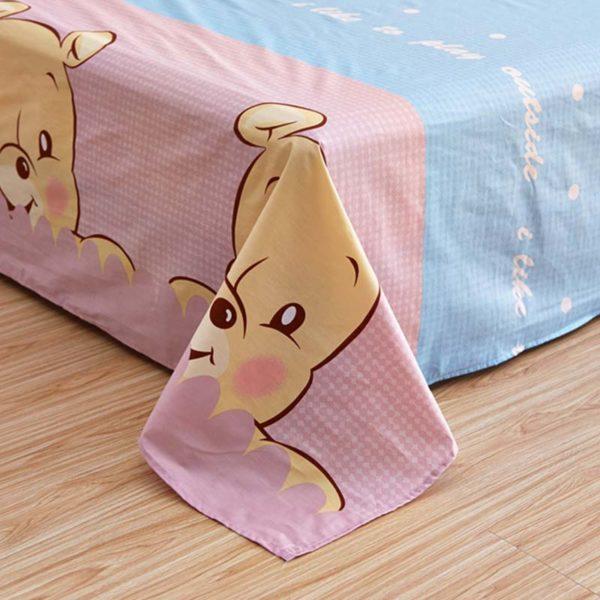 Winnie The Pooh Bedding Set 2 600x600 - Winnie The Pooh Bedding Set Queen Size