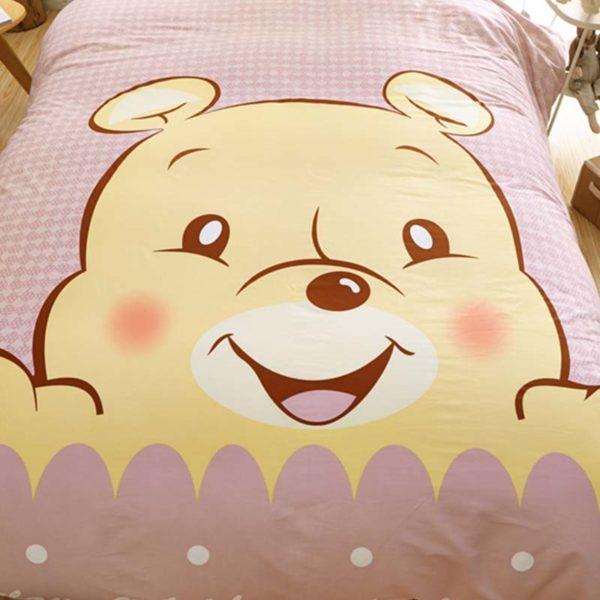 Winnie The Pooh Bedding Set 4 600x600 - Winnie The Pooh Bedding Set Queen Size