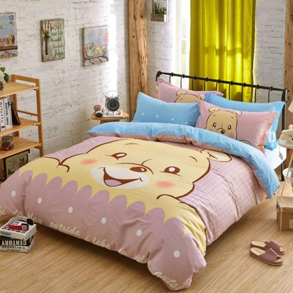 Winnie The Pooh Bedding Set Queen Size 600x600 - Winnie The Pooh Bedding Set Queen Size