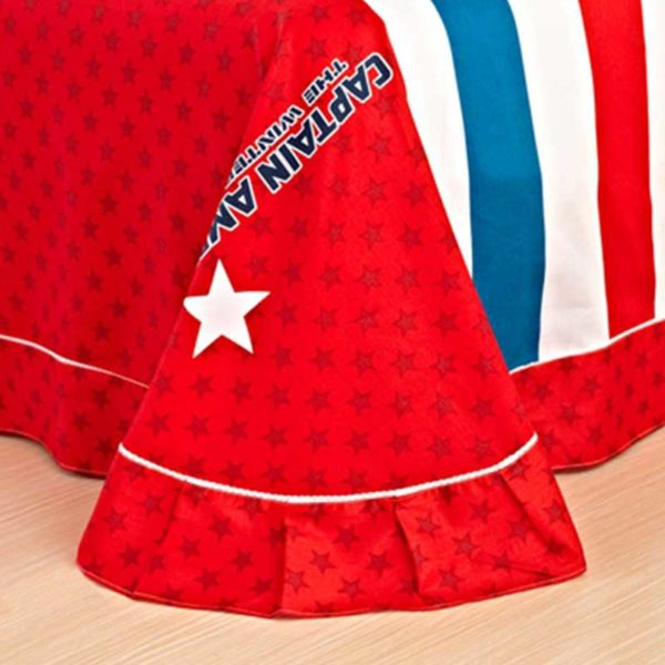captain america bed 3 600x600 - captain america bed set