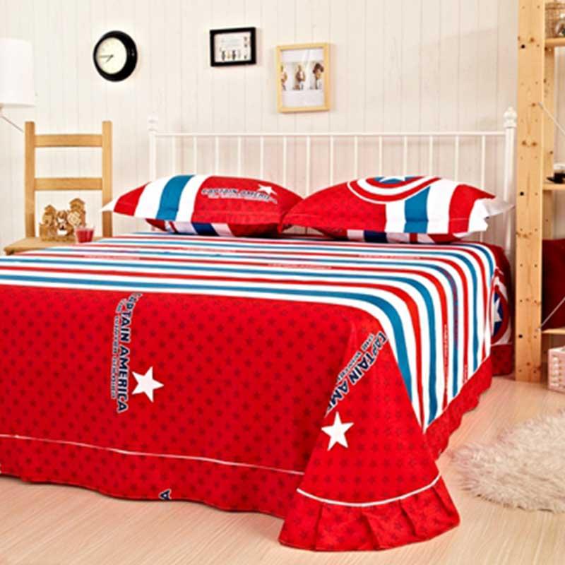 Captain America Bed Set Ebeddingsets