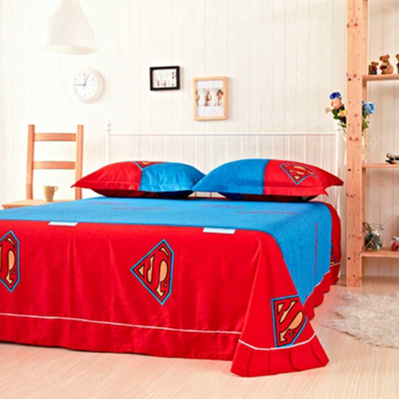 Home shop by size twin superman bedding set